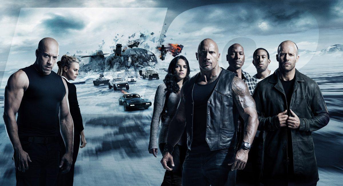 Премьера фильма Форсаж-8 с 13 апреля в IMAX